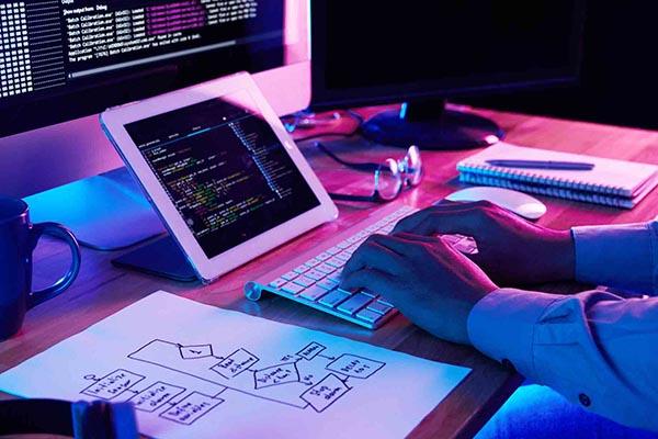website builder image